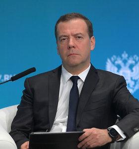 Rusijos vyriausybė uždraudė tiekti naftą ir jos produktus Ukrainai
