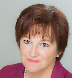 Birutė Vėsaitė: Kad galėtume jaustis orios, laisvos ir saugios
