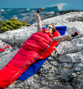 Skautai pataria: kaip prižiūrėti miegmaišį