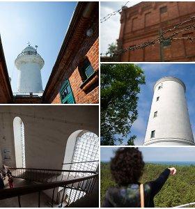 Neatrastos Latvijos pakrantės vietos: įspūdingi švyturiai ir industrinis paveldas