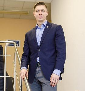 Savivaldybių asociacijos prezidentu išrinktas Jonavos rajono meras M.Sinkevičius