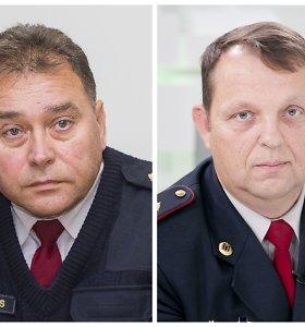 Teismui perduota baudžiamosios bylos dalis dėl gaisro Alytuje: teis ugniagesius