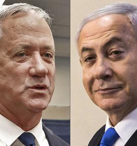 Politinėje aklavietėje atsidūręs Izraelisartėja prie dar vienų rinkimų