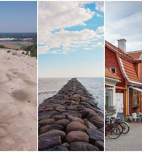 Gidas Pernu – Estijos vasaros mieste