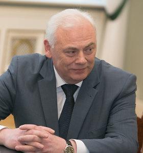 Buvęs vidaus reikalų ministras Dailis Barakauskas dingo lyg į vandenį