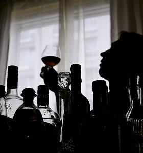 Degtinės vartojimo Rusijoje augimas šiemet – beveik nulinis, silpnojo alkoholio – 23 proc.