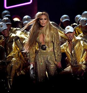 Jennifer Lopez iškelta 6,5 mln. JAV dolerių vertės byla