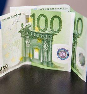 """Lietuvos bankas: padaugėjo akivaizdžiai padirbtų eurų banknotų – vadinamųjų """"filmų pinigų"""""""