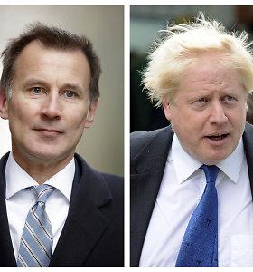 Naujasis Jungtinės Karalystės premjeras bus paskelbtas liepos 23-iąją
