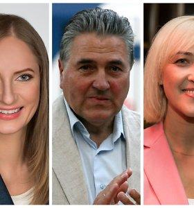 Seimo rinkimai: P.Kuzmickienė įveikė G.Palucką, R.Petrauskienė – K.Krivicką, L.Jonaitis – R.Janutienę