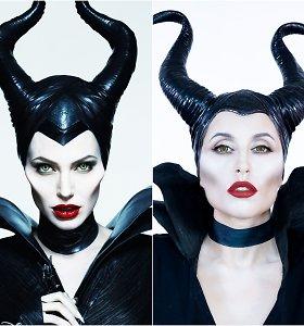 Netikėta lietuvės transformacija: virto Angelinos Jolie kurtu personažu