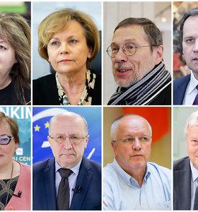 Europarlamentarams – solidžios algos, dienpinigiai ir sotesnės senatvės garantijos