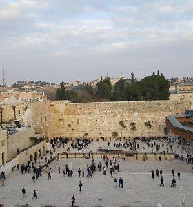 Laiškas turistui: sveiki atvykę į Palestiną