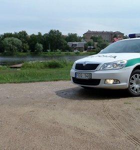Drąsučiuose dingusi violetinių ir baltų plaukų moteris buvo Žagarėje: rasti padėjo ryškus VW