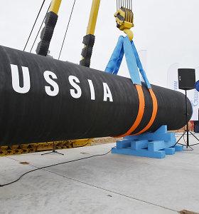 """Rusija ėmė kerštauti Latvijai už atsisakymą prisidėti prie """"Nord Stream"""""""