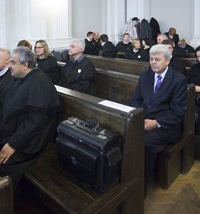 Apeliacinis teismas spręs dėl Sausio 13-osios byloje gautų prašymų
