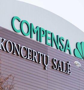 """""""Compensos"""" laukia pokyčiai: statys nedidelę teatro salę"""