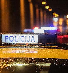 Vilniuje du patruliai nušalinti nuo tarnybos dėl girtumo