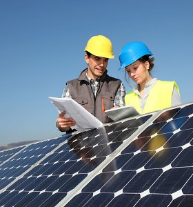 """""""Modus grupė"""" į saulės jėgaines Ispanijoje ketina investuoti 38 mln. eurų"""