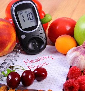 Medikas: gyvename ne tik globalizacijos, bet ir diabeto amžiuje