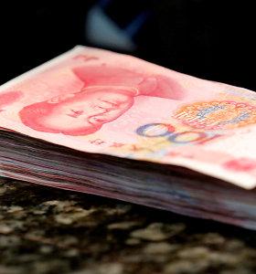 Pašokusios kiaulienos kainos pakėlė infliaciją Kinijoje į šešerių metų aukštumas