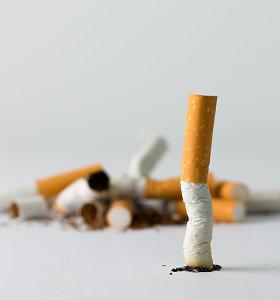 Seimas spręs, ar įteisinti su rūkalais susijusių gaminių prekybos licencijavimą