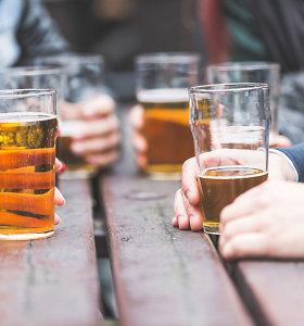 """Mažėjančioje alaus rinkoje """"Švyturiui"""" pavyko padidinti pajamas"""