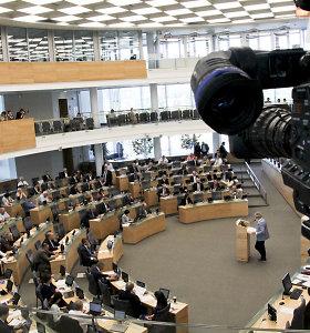 Seime neužteko balsų neopagonims suteikti valstybės pripažinimą