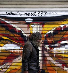 Graikų nepasitikėjimas valstybinėmis institucijomis – visų šalies problemų priežastis?
