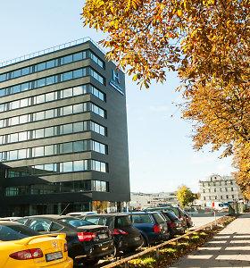 """""""Eika Asset Management"""" fondas perka verslo centrą sostinėje už5,8 mln. eurų"""