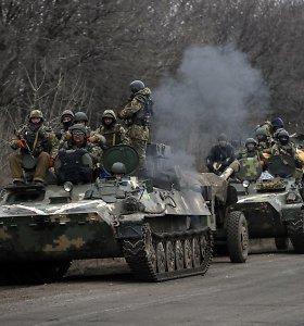 Ukraina ir Rusija tikisi atgaivinti įstrigusias taikos derybas