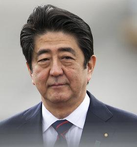 Japonijoje priimtas prieštaringai vertinamas kovos su terorizmu įstatymas