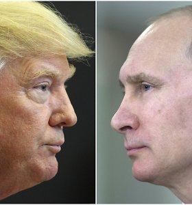 Prieš D.Trumpo ir V.Putino susitikimą – žvilgsnis į painų JAV politikos pasaulį