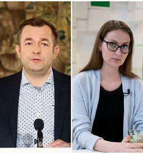 """Politologai: V.Pranckiečio pergalė gali išjudinti """"valstiečių"""" trupėjimą prieš rinkimus"""