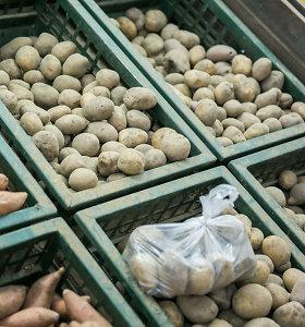 Infliacija kovą paaugo: bulvės pabrango 22,8 procento