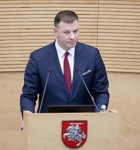 V.Šapoka: derybos dėl ES biudžeto bus ypač sunkios