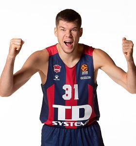 Rokas Giedraitis – apie tikslą Eurolygoje, pasiūlymus iš NBA ir savo lietuvišką penketą