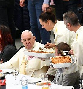 Eretiška popiežiaus pasta: kaip Italijos radikalai maistą pavertė ginklu prieš imigrantus