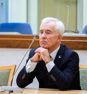 Į konferenciją apie skiepus Seime U.Kiguolį pakvietęs D.Kepenis: skiepų priešininkai vienijasi