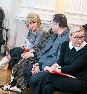 N.Venckienės suburtos gaujos byloje – naujas teismų maratonas Vilniuje