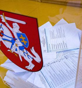 Prasideda išankstinis balsavimas renkant Marijampolės merą