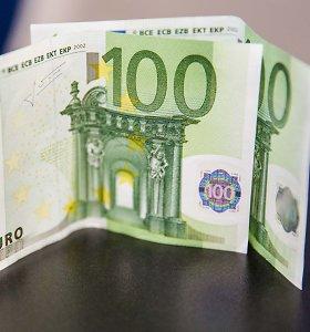 """Prancūzijos finansų ministras: eurui iškilusi """"kaip niekad didelė grėsmė"""""""