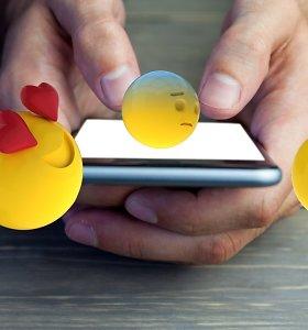 Skaitmeninis etiketas: 66 proc. Lietuvos jaunuolių internete elgiasi visaip kitaip nei realybėje