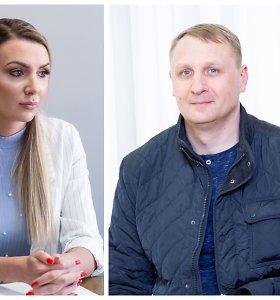 Drama nesibaigia: Monika Šedžiuvienė buvusio vyro skundus dėl alimentų vadina melu