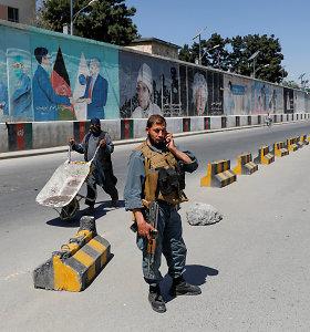 Afganistane laikomasi ugnies nutraukimo prieš numatytą belaisvių paleidimą