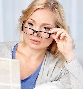 Akių tinklainės ligos: kokių simptomų nevalia ignoruoti