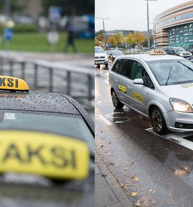 Pavežėjimo ir taksi įmonėms gali tekti rinktis vieną veiklą
