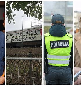 Pareigūnų elgesys Vilniaus klube tapo sensacija: pasipiktino šimtai, bet policija tyrimo pradėti negali