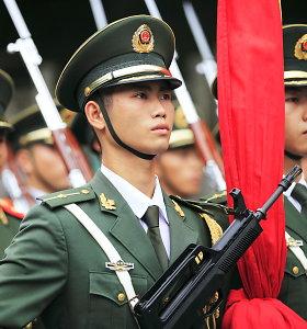 Kinija ragina JT ekspertus nesikišti į Honkongo reikalus