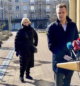 Opozicija siūlo šaukti Valstybės gynimo tarybą dėl koronaviruso krizės valdymo